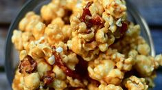 Bacon, Truffle and Pecorino on Popcorn? We simply can't think of anything better. Try it now!