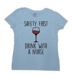 Funny Nurse Shirt - Gifts For Nurse/RN
