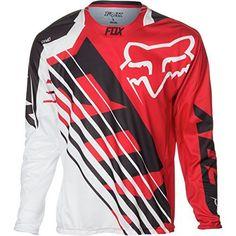 Fox Racing Demo Bike Jersey - Long Sleeve - Men's - http://ridingjerseys.com/fox-racing-demo-bike-jersey-long-sleeve-mens/