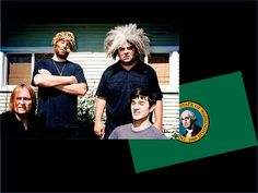 Great Musicians from Washington: The Melvins