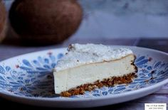 Sernik kokosowy - niski indeks glikemiczny - bez mąki