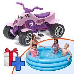 Atv sau piscina? Amandoua ...superpromotie Falk ATV cu Pedale + Intex Piscina Albastra cu 3 Inele CADOU! - http://www.outlet-copii.com/outlet-copii/jucarii-copii/atv-sau-piscina-amandoua-superpromotie-falk-atv-cu-pedale-intex-piscina-albastra-cu-3-inele-cadou/ -    Rating 3.00 out of 5   [?]