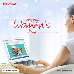 Celebrate your quirkiness and all the little things that make you so beautiful! Indulge a little – pick some of your favourite prints on Fatakka! #HappyWomensDay