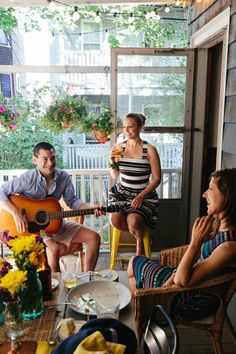 How Dinner on the Porch Helped Me Love the South — Southern Musings