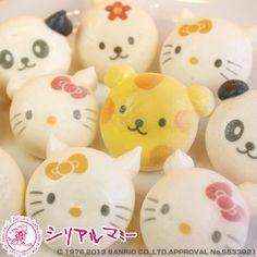SANRIO (Hello Kitty) Marshmallow ♥ Dessert