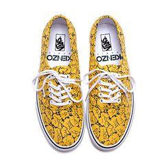 7e3b129274201f Kenzo x Vans Fall 2012 Fall Shoes