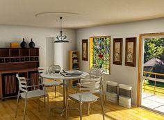 Thiết kế nội thất nhà bếp sao cho hợp phong thủy