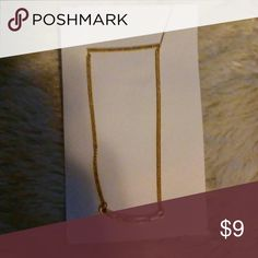 Selling this Gold necklace with diamonds on Poshmark! My username is: kelsie_03. #shopmycloset #poshmark #fashion #shopping #style #forsale #Jewelry