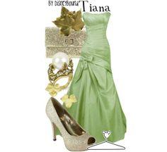Disney Bound: Tiana (The Princess & the Frog)