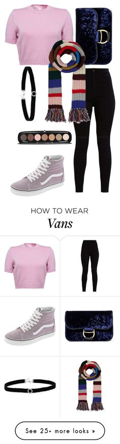 """#1411"" by aleksova on Polyvore featuring Vans, Polo Ralph Lauren, Burberry, BillyTheTree and Marc Jacobs"