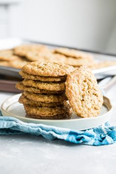 Cheer absolutely anyone up with a batch of homemade Oatmeal Scotchies quite possibly the most perfect cookie ever. This butterscotch oatmeal cookie recipe is easy to make hard to resist and impossible not to love. Oatmeal Scotchie Cookie Recipe, Oatmeal Butterscotch Cookies, Oatmeal Scotchies, Healthy Oatmeal Cookies, Oatmeal Cookie Recipes, Best Cake Recipes, Dessert Recipes, Bar Recipes, Desert Recipes