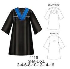 Cotonas Graduation Photoshoot, Graduation Party Decor, Graduation Stole, Corporate Uniforms, Looks Jeans, Gown Pattern, Lovely Dresses, Sewing Clothes, Clothing Patterns