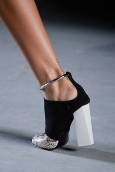 BEST SHOES FROM THE SPRING 2015 RUNWAYS: Proenza Schouler. Photo: Imaxtree
