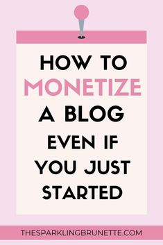 Follow this step by step guide to learn how to start a blog to make money blogging! I will teach you all of my ways to make money blogging, including digital products, affiliate marketing, ads, online courses and a lot more. Start working from home and make money #startablog #makemoneyonline #startabusiness #monetizeablog