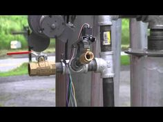 Automatic Wood Gas Mixer - YouTube