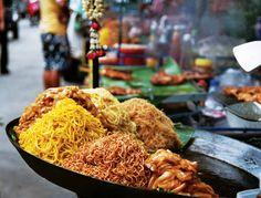 Bangkok street food, Thailand