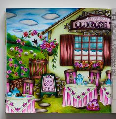 Romantic Country Vol.I by Eriy -The Old Rose Cafe.