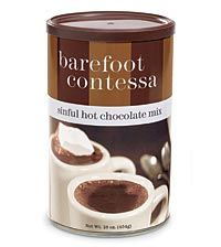 Ideas for mix-ins for hot chocolate bar. (Don't forget frozen & cookie-cuttered whipped cream)