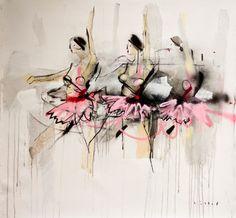 Anthony Lister, Ballerinas