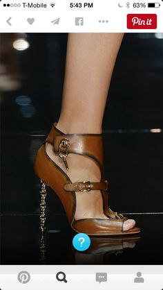 I don't like the heel, but the rest I love.  JB