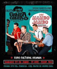 Los Mambo Jambo en México