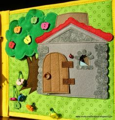 Cottage for woodland theme