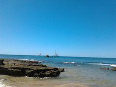 A beleza das praias do Algarve