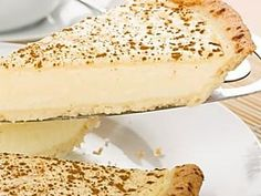 Condensed milk tart