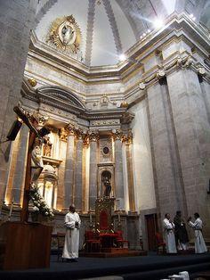 """Catedral de Tulancingo """"San Juan Bautista"""" Tulancingo,Estado de Hidalgo,México"""