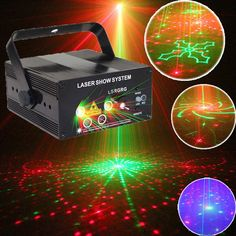 64.98$  Buy here - http://alit3v.shopchina.info/1/go.php?t=32723039667 - Mini Laser Show Projector Red Green Blue LED Party Dance Lights Disco Ball Stage Machine Sound Control and With Remote 64.98$ #buyonline