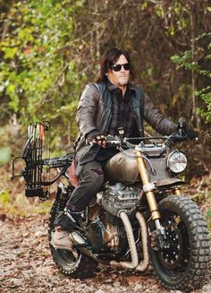 The Walking Dead. I need a ride