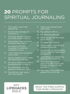20 prompts for spiritual journaling journal prompts, christian journaling prompts, scripture journal, devotional Bible Prayers, Bible Scriptures, Christian Living, Christian Life, Christian Single Quotes, Christian Friends, To Do Planner, Journal Writing Prompts, Christian Journaling Prompts