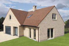Keramische dakbedekking voor duurzame onderhoudsvriendelijke dakpannen met een lange levensduur. Panmodel: Datura rustiek