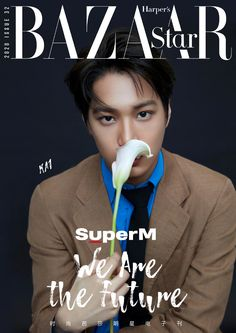 SuperM's first Chinese magazine cover for is OUT!