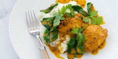 Free 12WBT Recipe: Chicken Tikka Curry with Cauliflower Mash