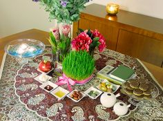 Persian New Year spread