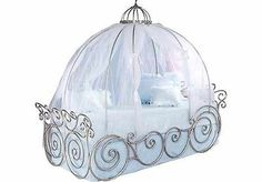Disney Princess Carriage Bed Full Size :O MY FUTURE BED!