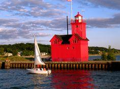 red lighthouse - Hledat Googlem