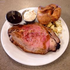 The Sundry -  Prime Rib, y'all! Only available today from 12-4pm! Come & get it!  #KC #KCMO #KansasCity #eatlocalkc #FAI2015