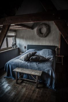8 Aware Clever Tips: Attic Design Wood finished attic bedroom. Attic Bedroom Designs, Attic Design, Home Design, Bedroom Ideas, Bedroom Inspiration, Romantic Bedroom Decor, Bohemian Bedroom Decor, Cozy Bedroom, Bedroom Rustic