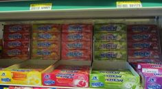 A succulent and chewy candy from Japan called Hi-Chew has taken hold at Wellesley Middle School this year.