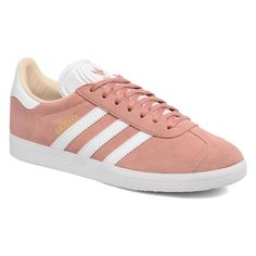 competitive price 46592 2ce09 Adidas Gazelle rosa