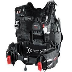 Mares Hybrid Pure Scuba Diving BCD | This product and more at http://www.watersportswarehouse.co.uk/shop/scuba-diving-equipment.html