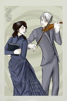 Jem Castairs & Tessa Grey