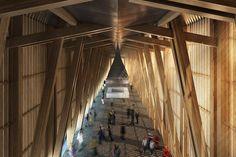 Pécsi építészek terve nyert az EXPO 2015 magyar pavilonjának ötletpályázatán - HG.HU