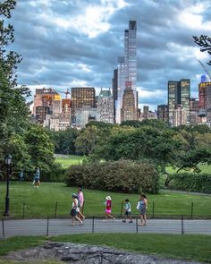 Central Park NYC New York City Guide, Visit New York City, Central Park Nyc, Chrysler Building, I Love Ny, City Aesthetic, City That Never Sleeps, Concrete Jungle, Travel Usa