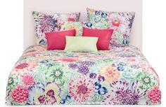 Multi Colored Floral Bedding - Schlossberg Felizia  http://www.jbrulee.com/pd-multi-colored-floral-bedding---schlossberg-felizia.cfm