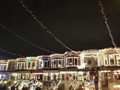 Miracle on 34th Street in Hampden/Baltimore. A must see for anyone passionate about holiday deco!