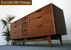 Vintage furniture