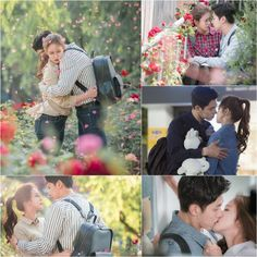 Kyung Soo Jin and U Know Yunho . Kyung Soo Jin, Korean Drama, Dramas, Actors & Actresses, Tv Shows, Couple Photos, Couples, Movies, Couple Shots